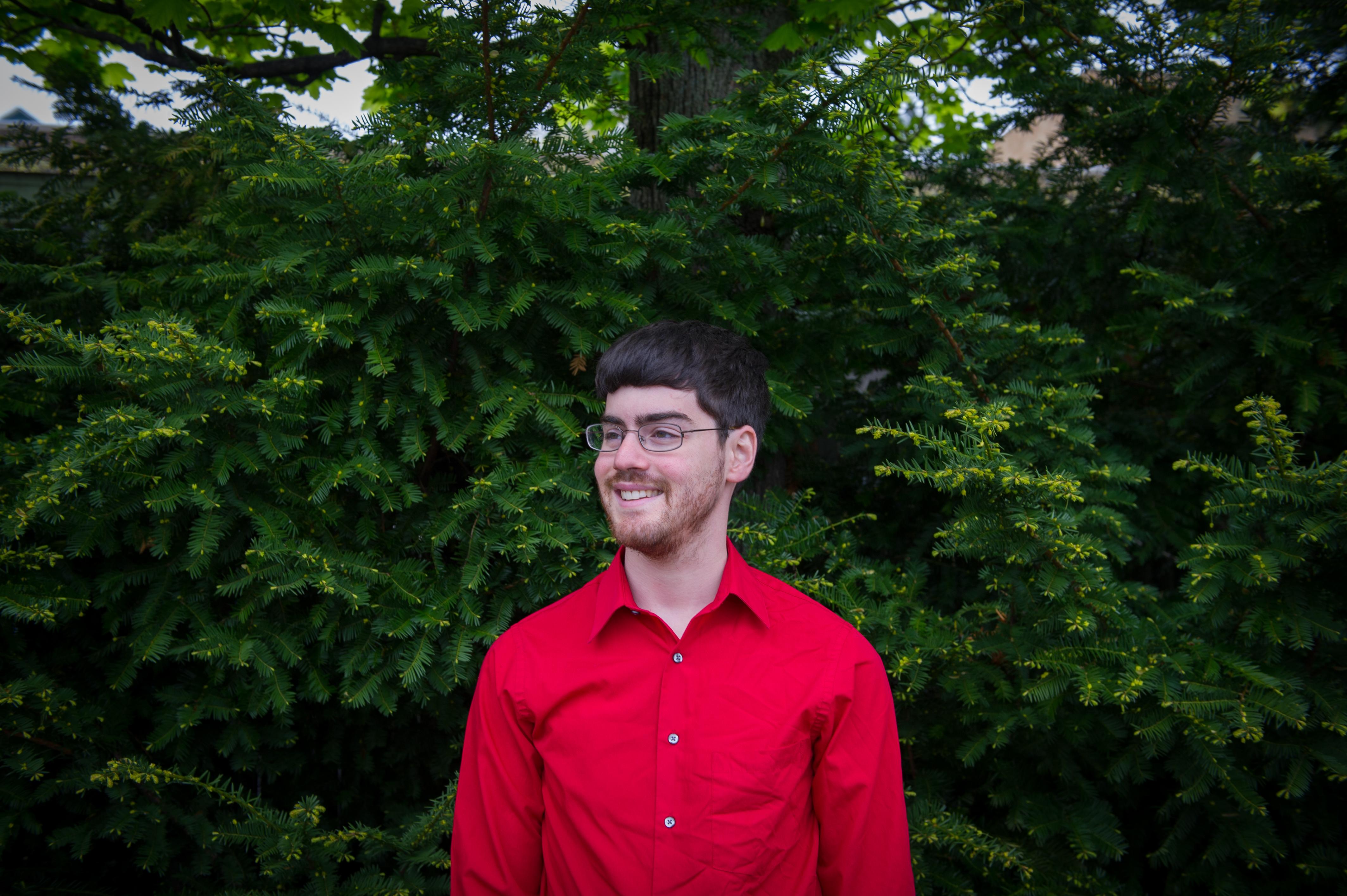 Matt by Trees